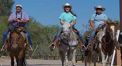 Dude Ranch Events - Reunions