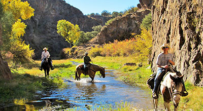 Geronimo Trail Ranch