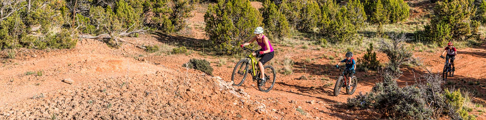 Mountain Biking at Dude Ranches