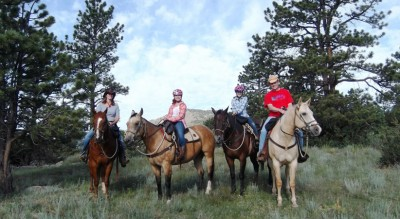 Sylvan Dale Guest Ranch Video