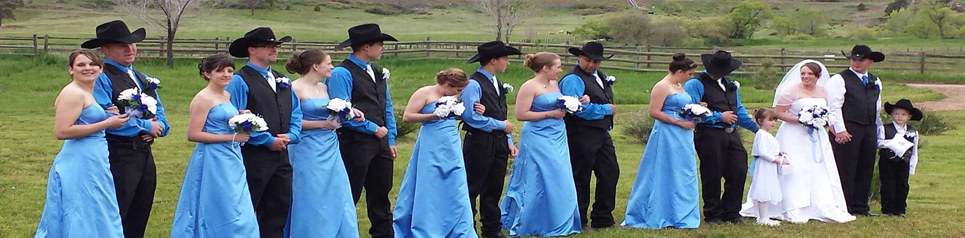 Dude Ranch Weddings