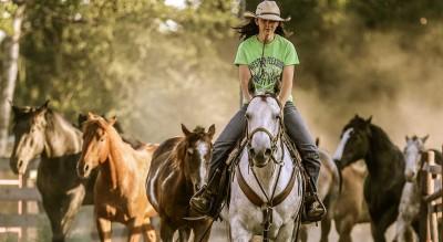 Western Pleasure Guest Ranch Video